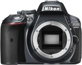 Nikon D5300 grau Body (VBA372AE)