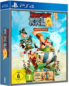 Asterix & Obelix XXL 2 - Limited Edition (PS4)