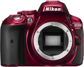 Nikon D5300 rot Body (VBA371AE)