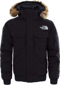 The North Face Gotham Jacket tnf black/high rise grey (men) (A8Q4-C4V)