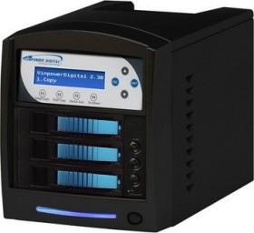 Vinpower Digital HDDShark Turbo Hard Drive Duplicator 1:2 (HDDSharkTB-2T-BK)