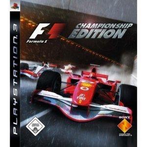 Formula 1 Championship Edition (englisch) (PS3)