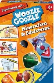 Ravensburger Woozle Goozle Mineralien und Edelsteine (18986/18993)