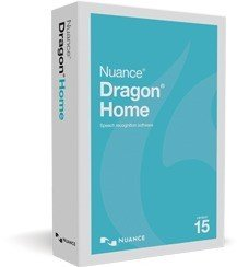 Nuance Dragon NaturallySpeaking Home 15.0 (English) (PC) (DC09X-W00-15.0)