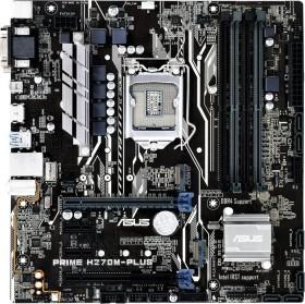 ASUS Prime H270M-Plus (90MB0T00-M0EAY0)