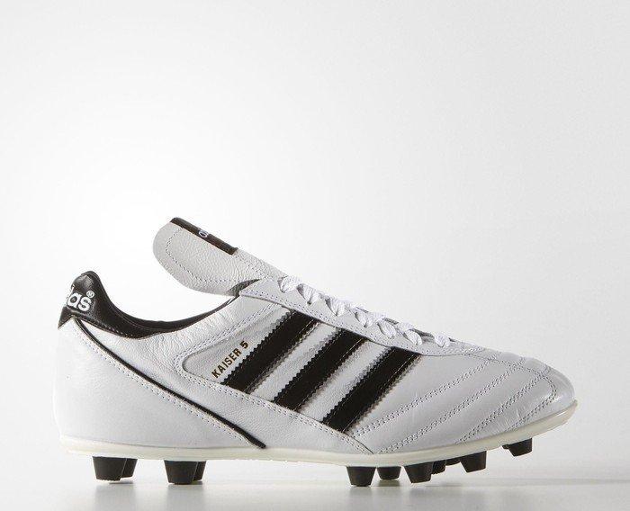 quality design 55ebd 6bfc3 adidas Kaiser 5 Liga white core black (men) (B34257) starting from £ 70.44  (2019)   Skinflint Price Comparison UK