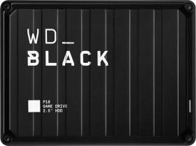 Western Digital WD_Black P10 Game Drive 4TB, USB 3.0 Micro-B (WDBA3A0040BBK-WESN)