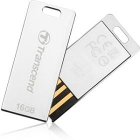 Transcend JetFlash T3 silber 16GB, USB-A 2.0 (TS16GJFT3S)