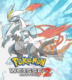 Pokemon - Weiße Edition 2 (DS)