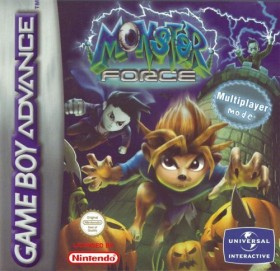 Monster Force (GBA)