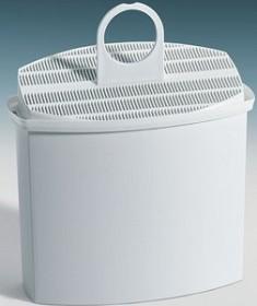 Braun KWF-2 Wasserfilter AromaSelect PureAqua, 2 Stück