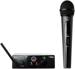 AKG WMS40 Mini Single Vocal Set ISM1