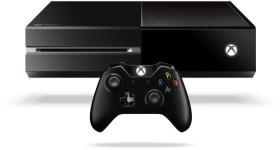 Microsoft Xbox One - 1TB schwarz (5C6-00059)