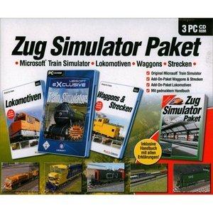 Zug Simulator Paket (deutsch) (PC)