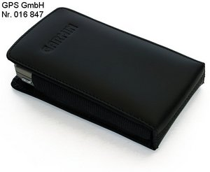 Garmin Flip-Cover leather for iQue 3600