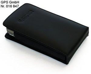 Garmin Flip-Cover aus Leder für iQue 3600