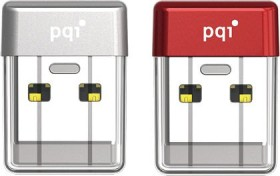 PQI Intelligent Drive U603V grau 64GB, USB-A 3.0