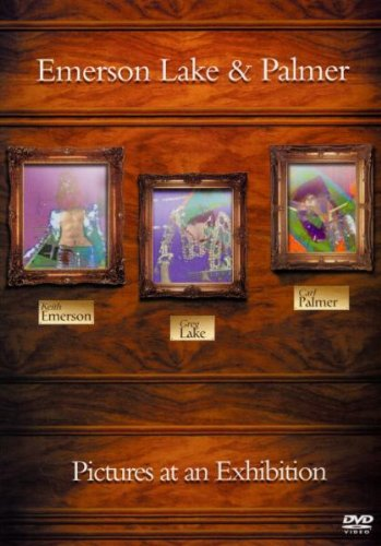 Emerson, Lake and Palmer - Pictures at an Exhibition -- via Amazon Partnerprogramm