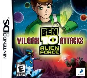 Ben 10 - Alien Force (DS)