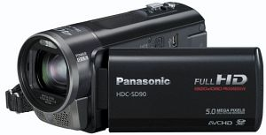 Panasonic HDC-SD90 black (digital)