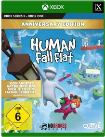 Human: Fall Flat - Anniversary Edition (Xbox SX)