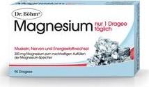 Bild Dr. Böhm Magnesium Dragees,   90 Stück