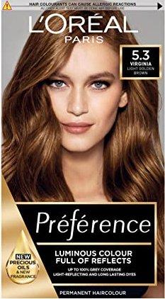 Loreal paris haarfarben preference