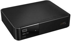 Western Digital WD TV HD Live Streaming media player (WDBGXT0000NBK)