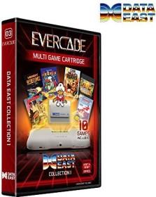Blaze Entertainment Evercade Game Cartridge - Data East Collection 1