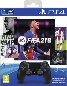 EA Sports FIFA Football 21 inkl. Sony DualShock 4 Controller (PS4) (9834328)