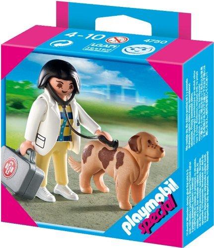 playmobil - Special - Tierärztin mit Hund (4750) -- via Amazon Partnerprogramm