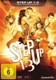 Step Up 1-3 (DVD)