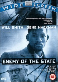 Enemy Of The State (DVD) (UK)