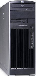 HP Workstation xw6200, Xeon 3.20GHz [various types]