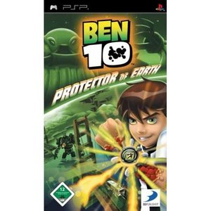 Ben 10 - Protector of Earth (English) (PSP)