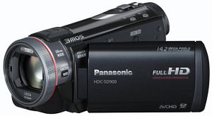 Panasonic HDC-SD900 black (digital)