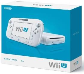 Nintendo Wii U Basic Pack - 8GB weiß (verschiedene Bundles)