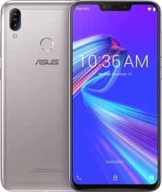 ASUS ZenFone Max (M2) ZB633KL 64GB silber