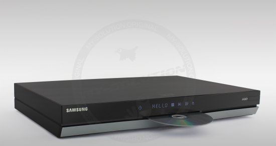 Samsung BD-E8500 black (Blu-ray) -- (c) My-Solution.de | http://www.my-solution.de/