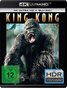 King Kong (2005) (4K Ultra HD)