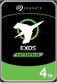 Seagate Exos E 7E8 4TB, 512n, SED, SAS 12Gb/s (ST4000NM007A)