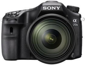 Sony Alpha 77 II schwarz mit Objektiv AF 16-50mm 2.8 DT SSM (ILCA-77M2Q)