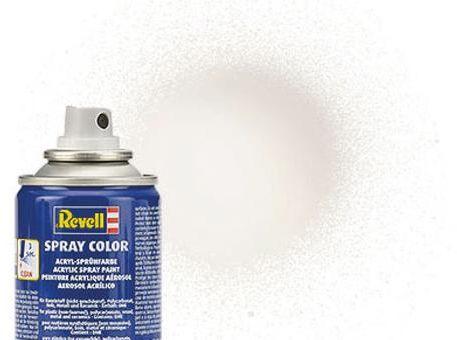 Revell Spray Color weiß, glänzend (34104)