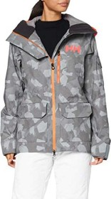 Helly Hansen Powderqueen 2.0 Skijacke quiet shade camo (Damen) (65636-971)
