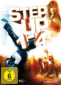 Step Up 1-4 (DVD)