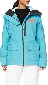 Helly Hansen Powderqueen 2.0 Skijacke scuba blue (Damen) (65636-511)