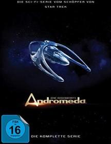 Andromeda - Die komplette Serie
