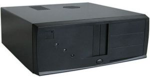 Compucase CI-7106B-G black
