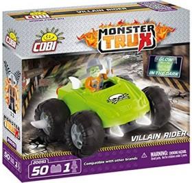 Cobi Monster Trux Monster Villain Rider (20051)