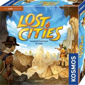 Lost Cities - Abenteuer To Go